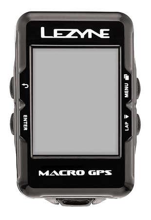 picture Macro GPS HR Loaded Zwart