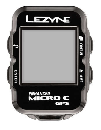picture Micro Color GPS HR Loaded Zwart