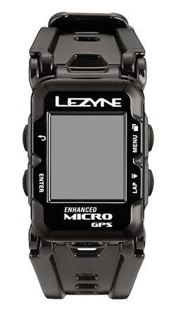 picture Micro GPS HR Sporthorloge Zwart