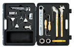 Lezyne Port A Shop Pro Tool Kit Zilver