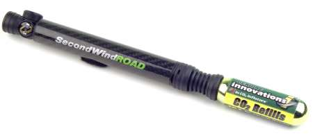 picture Second Wind Road Carbon Mini Innovations Hybride Pomp