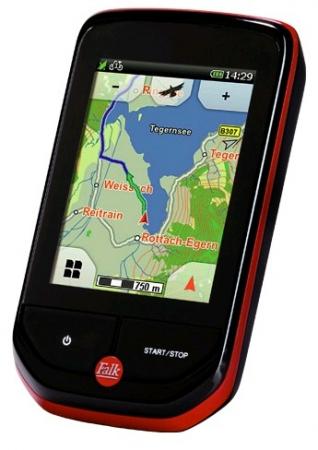 Falk Pantera 32 Plus GPS Navigatie