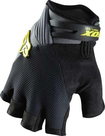 picture Reflex Gel Handschoenen Kort Zwart/Grijs