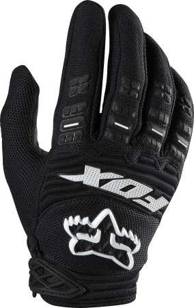 picture Dirtpaw Race Handschoenen Zwart