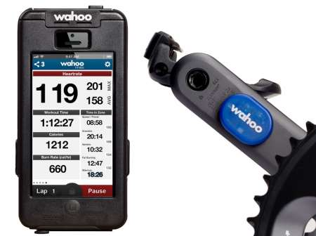 Wahoo PROTKT Cadence Bundle Pack iPhone 5/5S