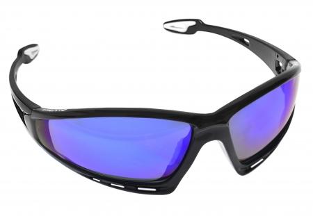 picture Sportbril Imaginair Zwart/Wit met 2 extra lenzen