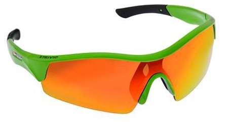 picture Sportbril Vento Groen/Zwart met 2 Extra Lenzen
