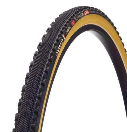 picture Chicane Cyclocross Open Tubular 700x33C Zwart/Geel