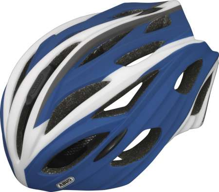 picture In-Vizz Race Fietshelm Wit/Blauw