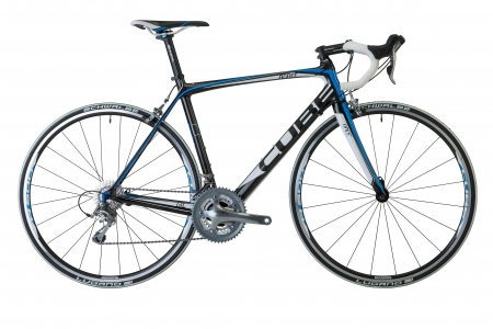 picture Agree GTC Carbon Compact Racefiets Wit/Blauw