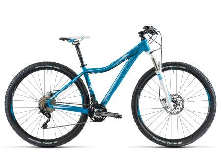 picture Acces WLS SL 29 blue´n´white Dames Mountainbike