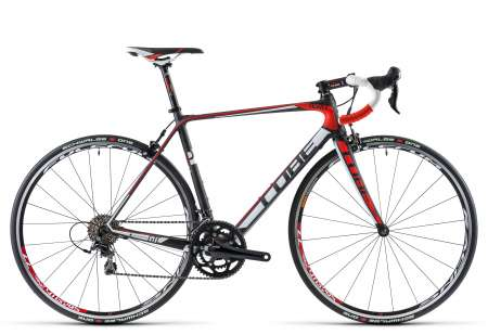 picture Agree GTC Pro Compact carbon´n´white´n´red Racefiets