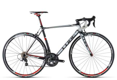 picture Agree GTC SL Compact Carbon´n´white Racefiets