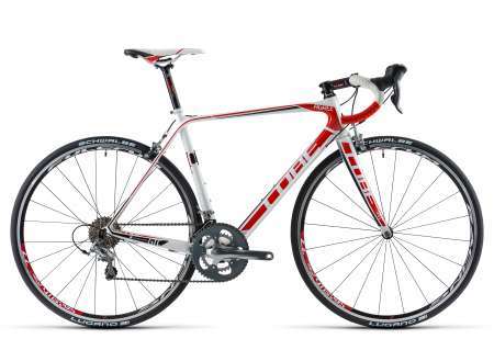 picture Agree GTC Triple white´n´black´n´red Racefiets