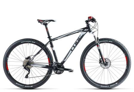 picture Attention SL 29 black´n´white Mountainbike