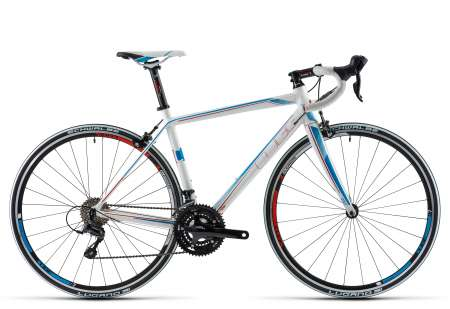 picture Axial WLS white´n´blue´n´red Dames Racefiets