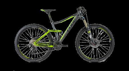 Cube Sting 140 Pro 29 Grey'n Green Mountainbike