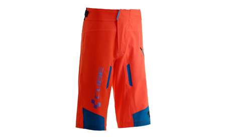 picture Action Team Signature Downhill Fietsbroek Rood/Zwart/Blauw Heren