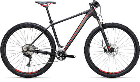 Cube LTD Pro Blackline Mountainbike