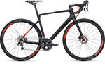Cube Agree C:62 Race Disc Carbon`n`Flashred Racefiets