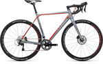Cross Race Pro Grey`n`Flashred Cyclocrossfiets