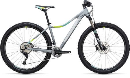 Cube Access WLS SL 2X Grey`n`Mint Dames Mountainbike 29 inch