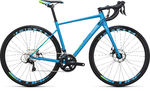 Axial WLS Pro Disc Reefblue`n`Green Dames Racefiets