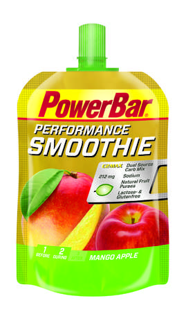 PowerBar Performance Smoothie Mango/Appel 16 stuks