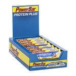 PowerBar Protein Plus 33% Vanilla-Raspberry Repen 10 stuks