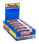 PowerBar Protein Plus L-Carnitine Raspberry-Yoghurt Repen 30 stuks