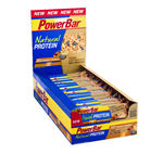 PowerBar Natural Protein Salty Peanut Crunch Repen 24 stuks