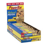PowerBar Natural Protein Banana Chocolate Repen 24 stuks