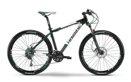 Haibike Edition RC 27.5 Mountainbike Zwart/Wit/Groen