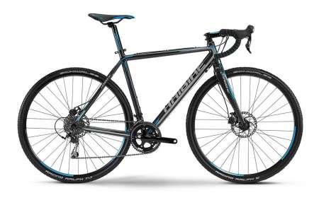 Haibike Noon SL Cyclocrossfiets Grijs/Blauw