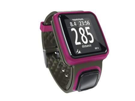 TomTom Runner GPS-sporthorloge Roze
