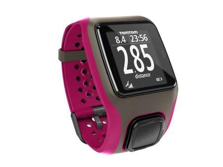 TomTom Multi-Sport GPS-sporthorloge Roze