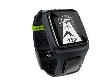 TomTom Runner GPS-sporthorloge Zwart