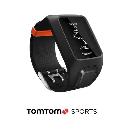 TomTom Adventurer Outdoor GPS-horloge Zwart