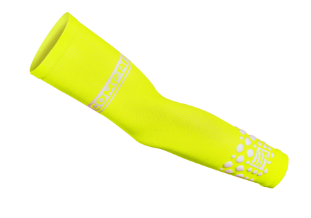 picture ArmFORCE armwarmers Fluo Geel