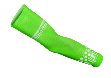 Compressport ArmFORCE armwarmers Fluo Geel