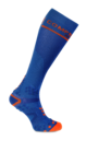 Full Socks v2.1 Compressiesokken Blauw