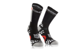 Pro Racing v2.1 Bike Hi Compressiesokken Zwart/Wit