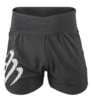 Racing Overshort Zwart Heren