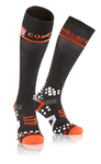 Compressport Full Socks v2.1 Compressiesokken Zwart
