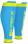 Compressport R2 v2 Compressiekousen Ice Blauw