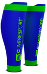 Compressport R2 v2 Compressiekousen Blauw