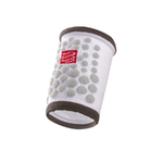 Compressport Zweetband 3D.Dots Wit