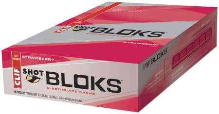 picture Shot Bloks Repen Aardbei (18 stuks)