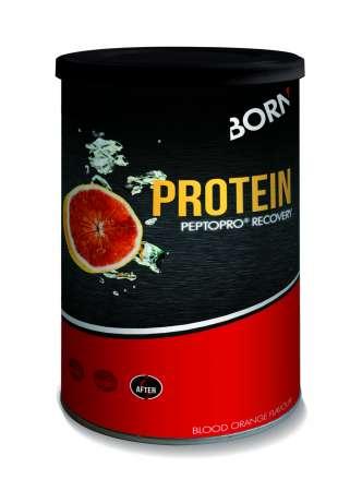 picture Protein PeptoPRO Recovery Hersteldrank Bloedsinaasappel 440 gram
