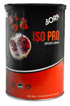 BORN ISO Pro Red Fruit /Pomegranate Energiedrank Poeder 400 gr